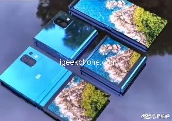 Xiaomi показала компактный раскладной смартфон. Конкурент Samsung Galaxy Z Flip