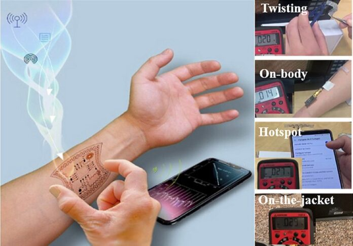 Смартфоны можно заряжать радиоволнами