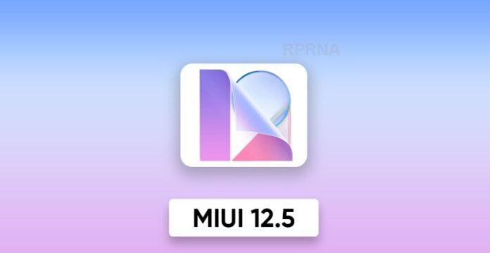 30 смартфонов Xiaomi получили MIUI 12.5