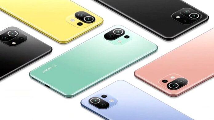 Xiaomi Mi 11 Lite дебютировал в Украине с доступной стоимостью