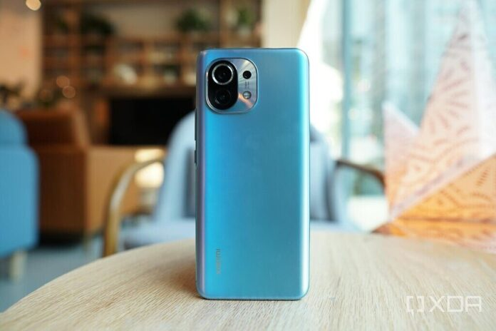 Xiaomi Mi 11 Pro разочарует камерой
