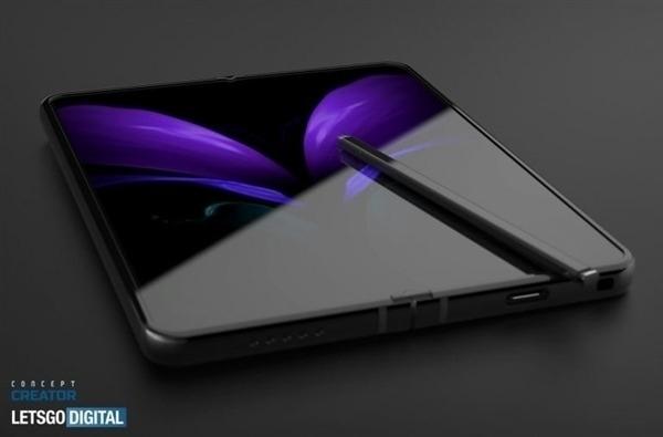 Samsung Galaxy Z Fold 3 получит меньший аккумулятор, стилус и камеру под дисплеем