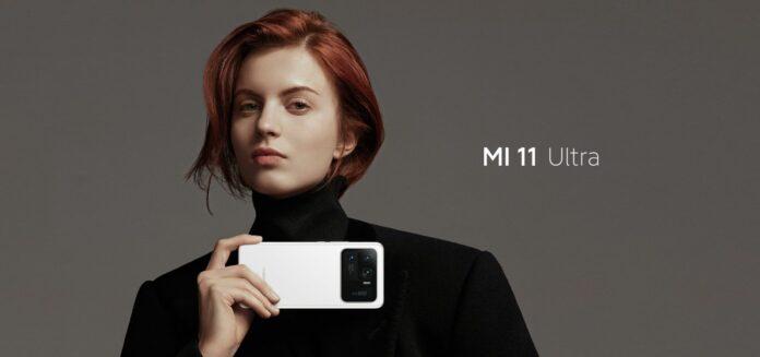 Xiaomi Mi 11 Ultra официально появился в Украине за 44999 гривен