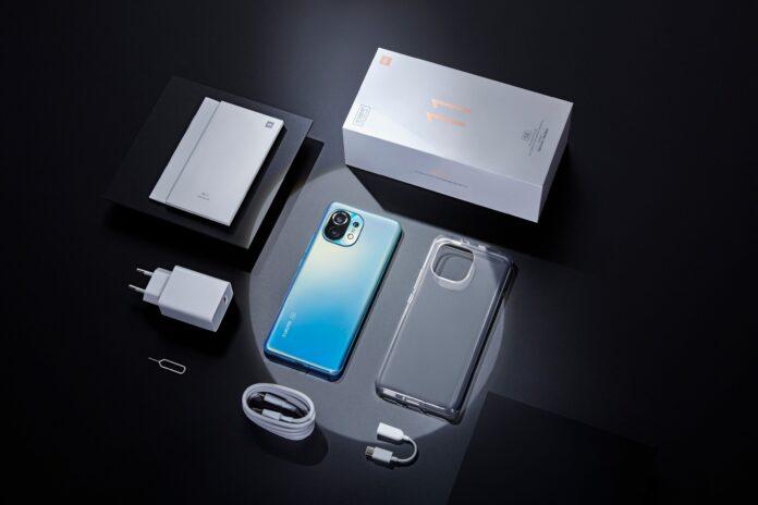 Флагман Xiaomi выпущеный в этом году получил MIUI 12.5