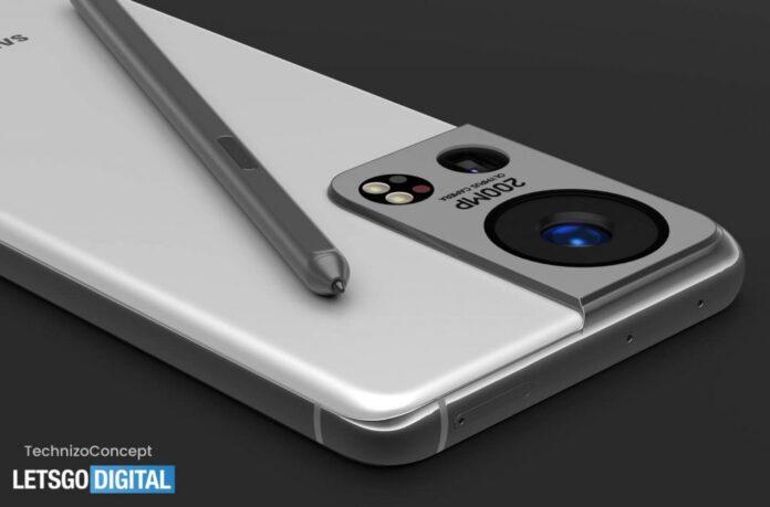 Появились качественные рендеры нового флагмана Samsung с уникальной камерой