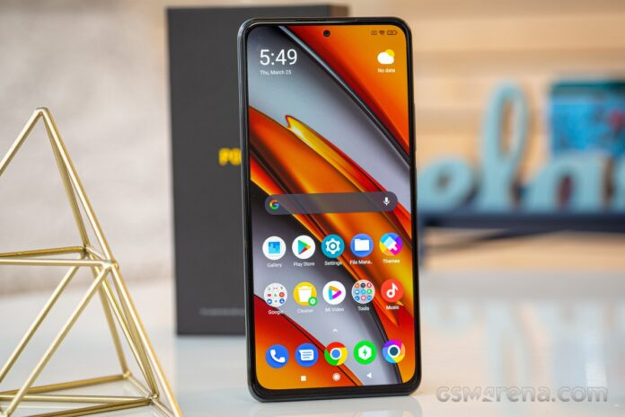 Xiaomi POCO F3 стал доступнее – Snapdragon 870, до 256 ГБ памяти и ёмкий аккумулятор со скидкой