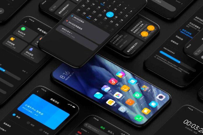 5 популярных тем для смартфонов Xiaomi с MIUI 12