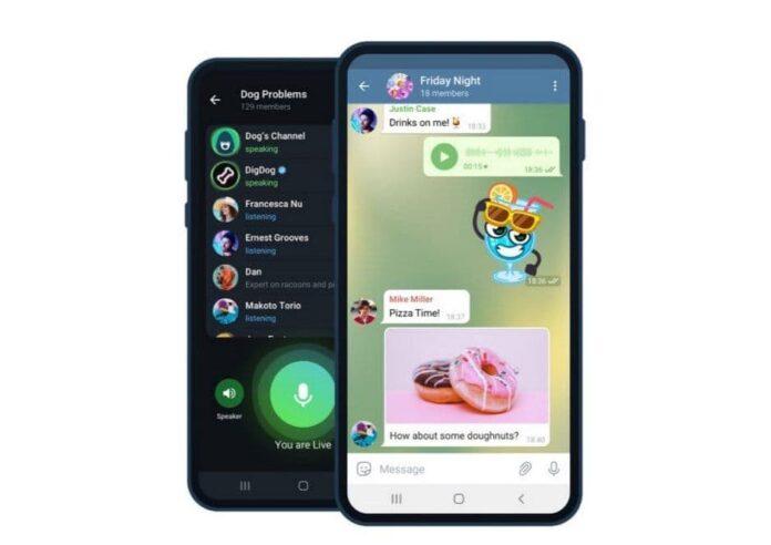 Новое приложение Telegram предлагает пользователям доступ к пиратскому контенту