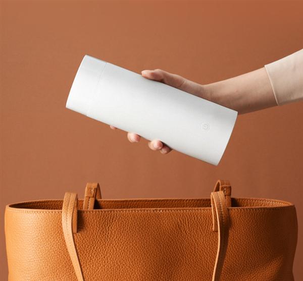 Компактная кружка-термос Xiaomi вскипятит воду в любой момент