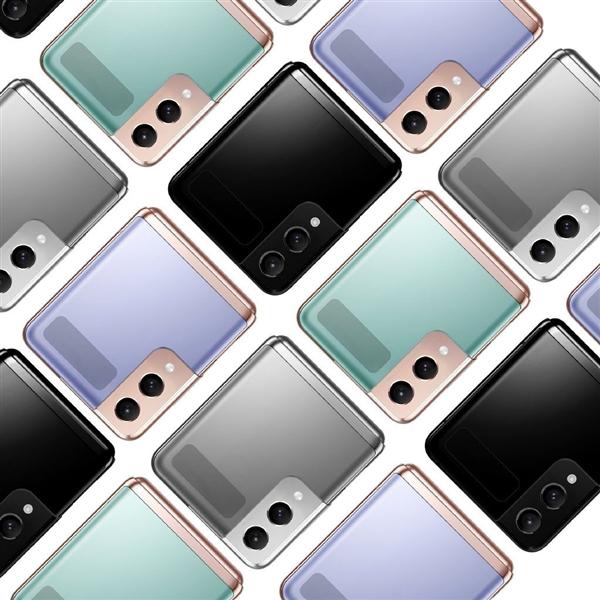 Раскрыт дизайн Samsung Galaxy Z Flip 2