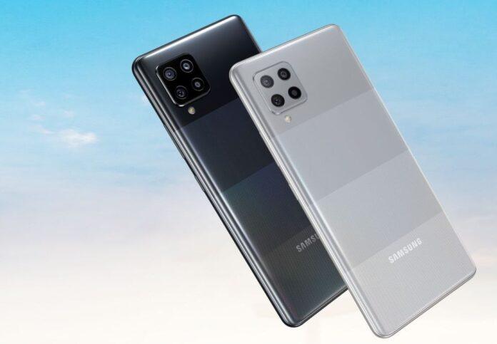 Представлен Samsung Galaxy M42 — Snapdragon 750G, HD-дисплей 90 Гц и камера 48 Мп