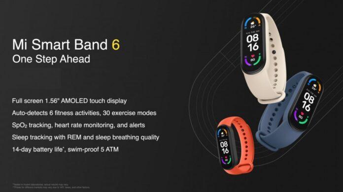 Xiaomi Mi Band 6 получил новую функцию сразу после презентации