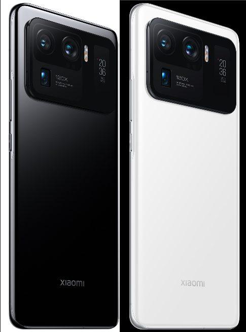 Xiaomi Mi 11 Ultra получил экран от Mi Band 5