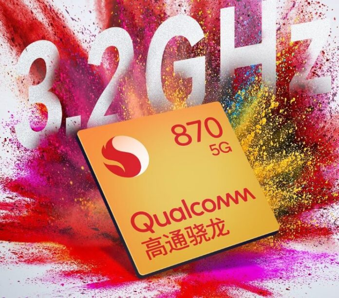 Xiaomi в этом году выпустит еще 3 смартфона на базе Snapdragon 870