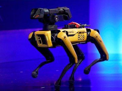 Робот Boston Dynamics «заснул» во время испытаний