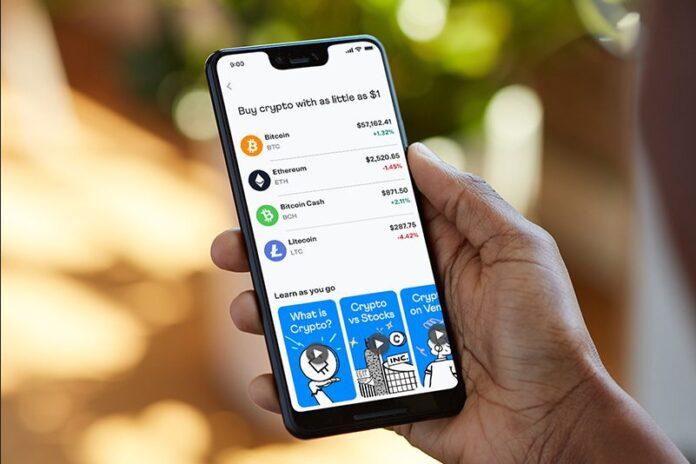 PayPal в приложении Venmo подключила поддержку Bitcoin, Ethereum и других криптовалют