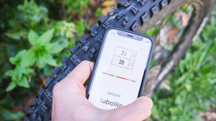 Придумали, как контролировать давление в шинах велосипеда при помощи смартфона
