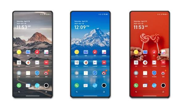 Xiaomi Mi MIX 4 один из первых получит уникальную технологию