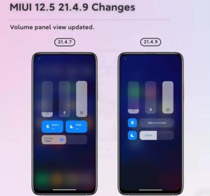 Xiaomi добавила важную функцию в MIUI 12.5