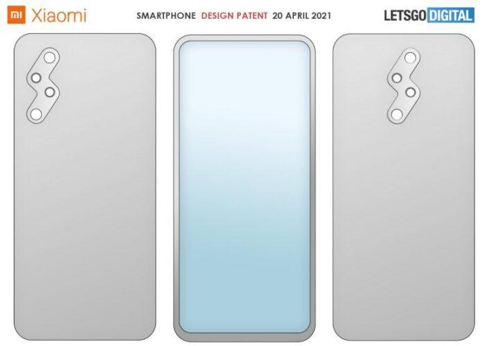Новый патент Xiaomi раскрывает дизайн очень необычного смартфона