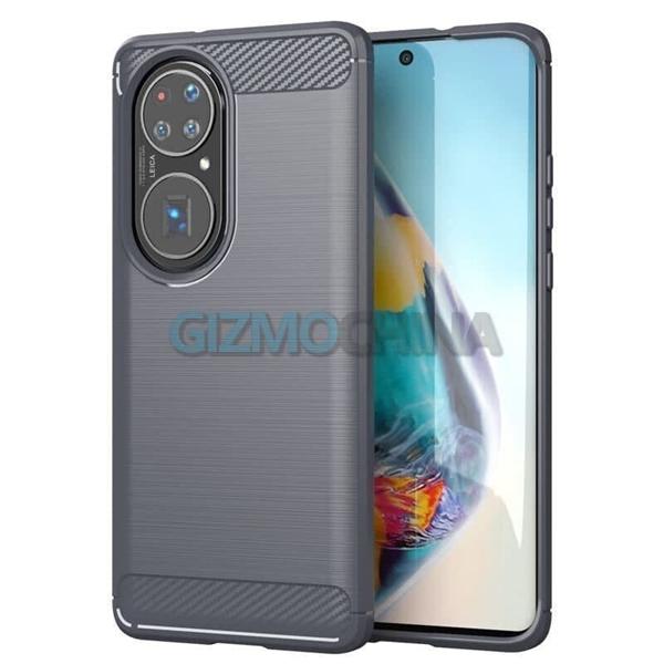 Huawei P50 Pro поражает внешним видом и размером датчиков