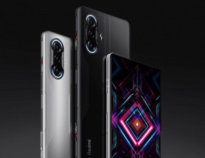 Доступный игровой смартфон Redmi K40 Gaming Edition появится на международном рынке