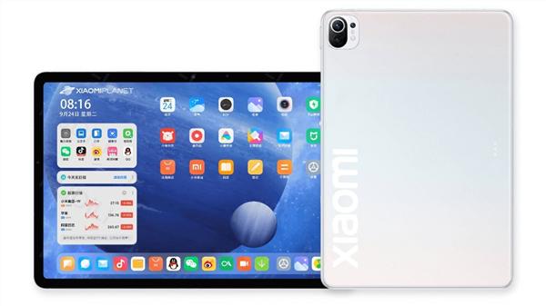Xiaomi Mi Pad 5: доступный конкурент iPad Pro со Snapdragon 870 и MIUI For Pad