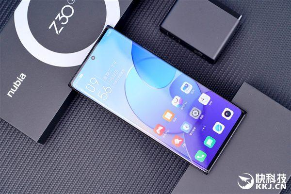 Представлен Nubia Z30 Pro: дисплей 144 Гц, Snapdragon 888, три датчика на 64 Мп и поддержка 50-кратного зума, быстрая зарядка 120 Вт