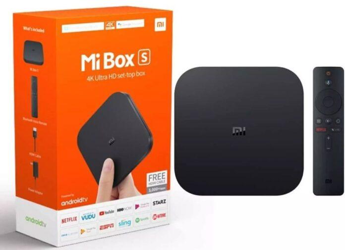 Xiaomi Mi Box S стала намного доступнее