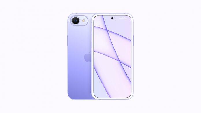 Показали предположительный дизайн iPhone SE Plus