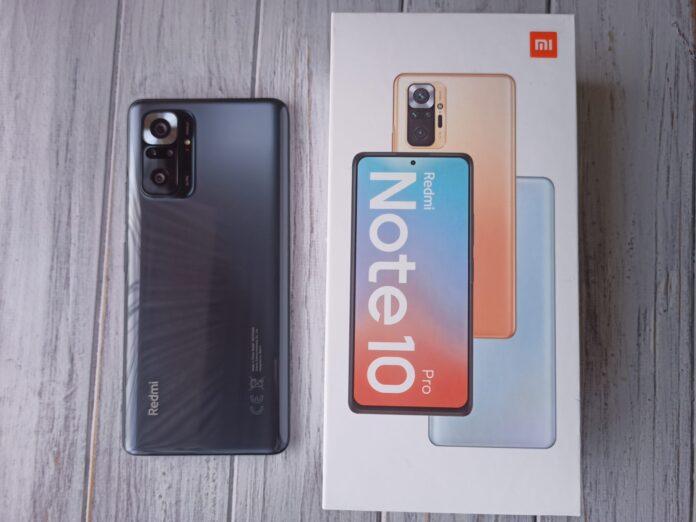 Xiaomi Redmi Note 10 Pro и Pro Max получили MIUI 12.5
