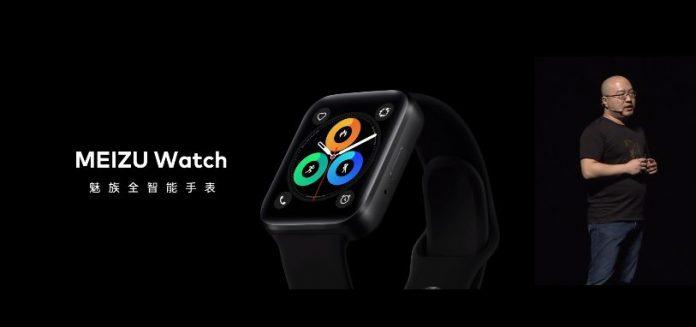Meizu представила первые «умные» часы с eSIM, поддержкой приложений, голосовым помощником и Flyme For Watch