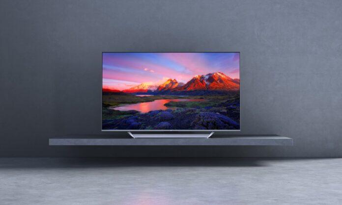 """Телевизор Xiaomi Mi TV Q1 75"""" появился в Украине заметно дороже чем в Китае"""