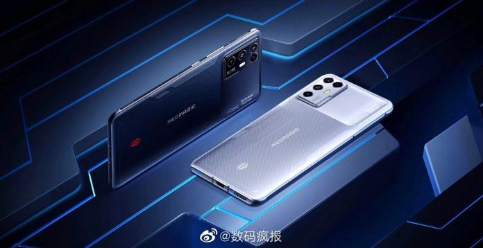 Nubia представила самый тонкий и доступный игровой смартфон RedMagic 6R
