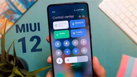 Тема для MIUI 12 меняет внешний вид интерфейса в смартфонах Xiaomi