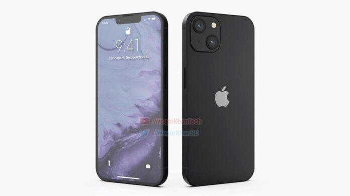 iPhone 13 — дизайн и характеристики