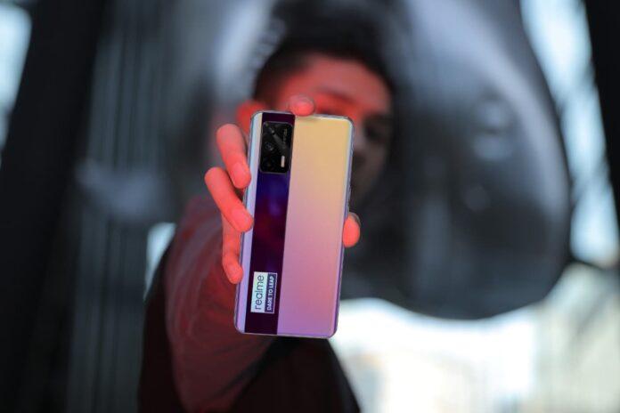 realme GT Neo Flash Edition: характеристики смартфона с Dimensity 1200 и быстрой 65-ваттной зарядкой