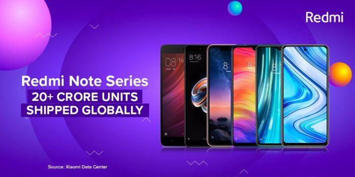 Раскрыта статистика о самой популярной серии смартфонов Xiaomi