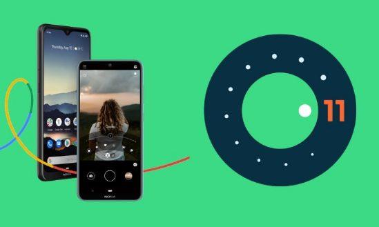 Расширенный список и график распространения Android 11 на смартфоны Nokia
