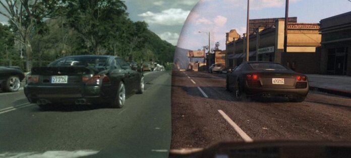Искусственный интеллект позволил графику GTA 5 сделать «неотличимой» от реальности