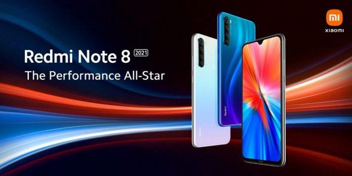Xiaomi разочаровала многих особенностями Redmi Note 8 2021