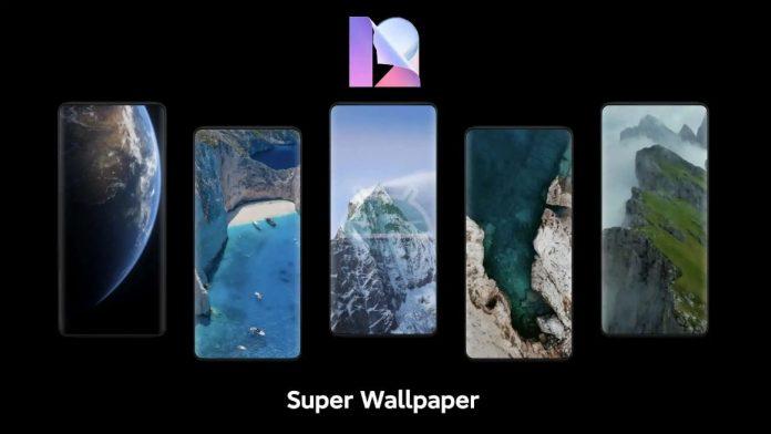 «Cуперобои» в MIUI 12 теперь можно установить на любой смартфон Xiaomi
