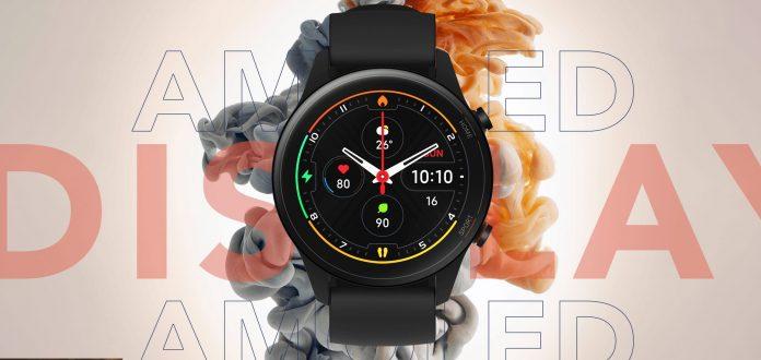 Представлены «умные» часы Xiaomi Mi Watch Revolve Active