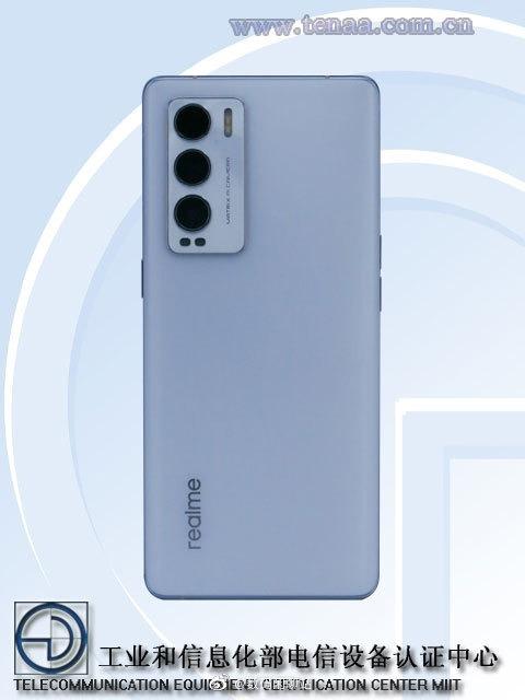 realme выпустит смартфон со Snapdragon 870, быстрой зарядкой 65 Вт и необычным дизайном