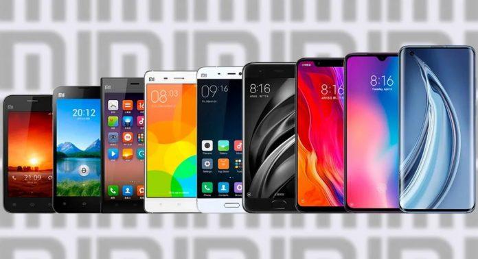 Названы лучшие смартфоны Xiaomi в 2021 году