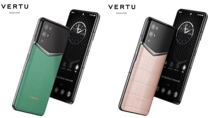 Представлен смартфон класса «люкс» — iVertu 5G. Стоимость до 6300 долларов