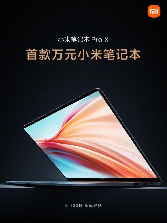 Xiaomi Notebook Pro X: самый дорогой ноутбук в истории Xiaomi
