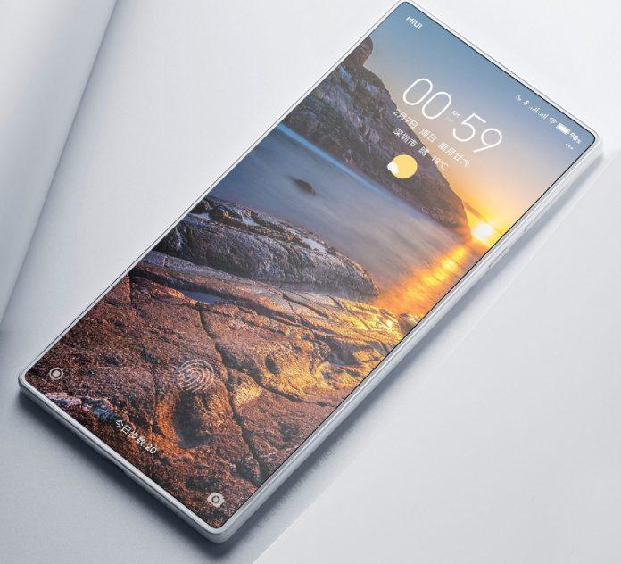 Xiaomi Mi MIX 4 удивит дисплеем и прочими характеристиками