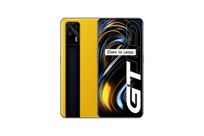 Известна европейская стоимость и дизайн Realme GT 5G со Snapdragon 888