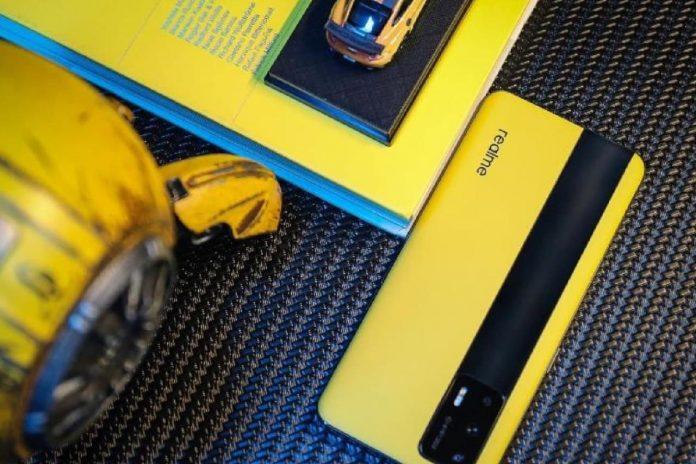 Realme GT назван самым производительным смартфоном
